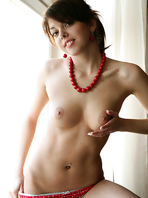 avErotica  Rose  Amateur, Brunettes, Boobs, Breasts, Tits, Erotic, Panty, Teens, Solo